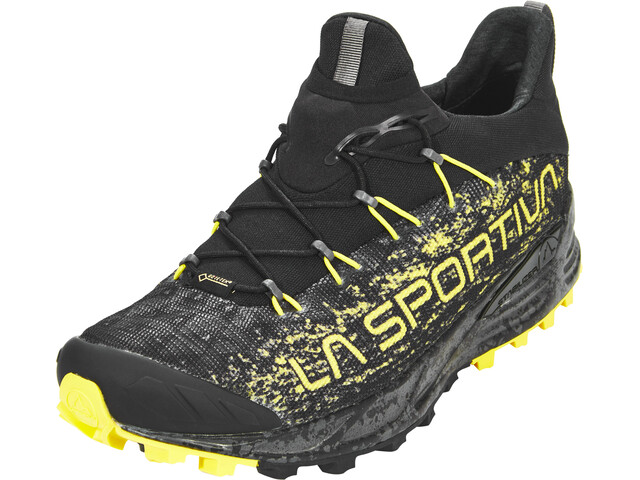 La Sportiva Tempesta GTX - Zapatillas running Hombre - amarillo/negro